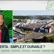 Herta: simple et durable ?: Arnaud de Belloy et Laurence Enault, dans Green Business – 1/4