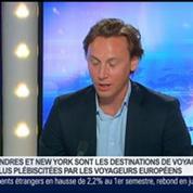 Kayak.fr figure parmi les leaders mondiaux de comparateurs de voyages en ligne, John-Lee Saez, dans GMB –