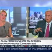 Jacques Aschenbroich, Valeo, dans l'invité de BFM Business –