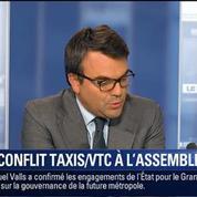 BFM Story: Taxis contre VTC: le conflit se poursuit à l'Assemblée Nationale –