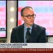 Céline Antonin et Benaouda Abdeddaïm, dans Le Grand Journal – 4/7