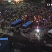 Mondial : des vols à l'arrachée créent un mouvement de panique à Copacabana