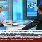 Focus sur l'ISR et les ESG Best Practices Honours d'OFI AM: Frédéric Vuillod, dans Intégrale Bourse –