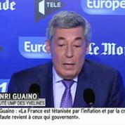 Guaino fustige «l'épouvantable arrogance» de Juppé