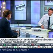 Vacances: comment font les Français pour économiser ?: François de Lassus, dans Intégrale Placements