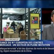 L'Éco du soir: Klépierre avale le Néerlandais Corio pour devenir un nouveau géant européen des centres commerciaux