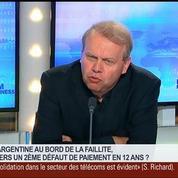Dette: L'Argentine à quelques heures du défaut de paiement, Jean-Pierre Petit, dans GMB