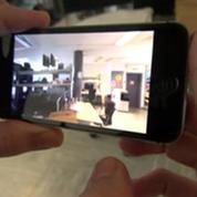 2. DMD Panorama : pour créer et partager des panoramas (test appli smartphone)