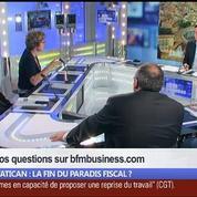 Vatican: est-ce la fin du paradis fiscal ?, dans Les Décodeurs de l'éco 5/5
