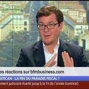 Vatican: est-ce la fin du paradis fiscal ?, dans Les Décodeurs de l'éco 4/5