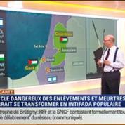 Harold à la carte: Conflit israélo-palestinien: sommes-nous au bord d'une troisième Intifada ?