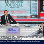 Isabelle Giordano, directrice UniFrance Films, dans Le Grand Journal – 1/4