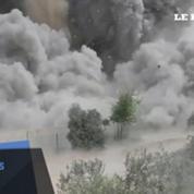 L'armée israélienne détruit deux tunnels utilisés par le Hamas