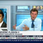 La correction sur les marchés va-t-elle durer ?: Frédéric Plisson, dans Intégrale Bourse