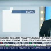 Nanobiotix: Résultats prometteurs pour la phase I de son produit: Laurent Levy, dans Intégrale Bourse