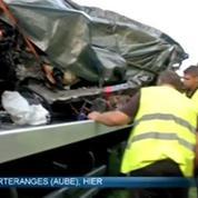 Interrogations sur les circonstances de la collision dans Aube qui a fait 5 morts