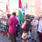 Manifestation pro-palestinienne: les organisateurs promettent de maintenir le calme