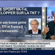 Daniel Bilalian, France Télévisions, dans l'invité de BFM Business –