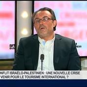 Jean-Pierre Nadir, président d'Easyvoyage.com, dans Le Grand Journal 5/7