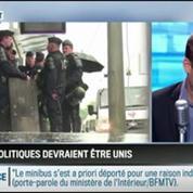 Le parti pris de David Revault d'Allonnes: La classe politique devrait faire preuve d'unité