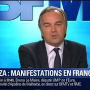 BFM Story: Y a-t-il un risque d'importation du conflit Israélo-palestinien en France ?