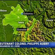 Isère: Le témoin de la tentative de braquage est décédé sur place