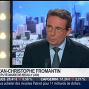 Jean-Christophe Fromantin, député-maire UDI de Neuilly-sur-Seine, dans l'invité de BFM Business –