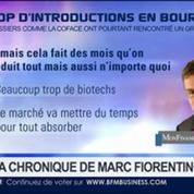 Marc Fiorentino: On assiste actuellement à une overdose d'introductions en Bourse