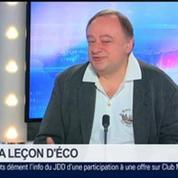 Jean-Marc Daniel Les rencontres économiques de l'Aix-en-provence depuis 1757