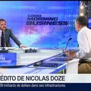 Nicolas Doze: L'Etat n'a aucun titre d'Alstom