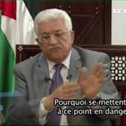 Mahmoud Abbas :