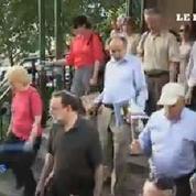 New York : marche en hommage aux trois adolescents israéliens tués