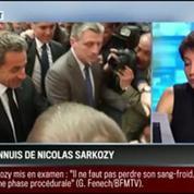 RMC Politique : Mise en examen de Nicolas Sarkozy : Il sera aussi entendu sur l'affaire Bygmalion –