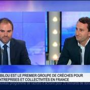 Premier groupe de crèches pour entreprises en France, Babilou s'étend sur le réseau international, Rodolphe Carle, dans GMB –
