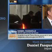 Garde à vue de Sarkozy : l'UMP s'interroge