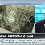 Le parti pris de David Revault d'Allonnes: Le conflit israélo-palestinien s'est importée en France