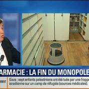 BFM Story: Pharmacie: est-ce la fin du monopole ? –