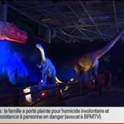 Showbiz: Exposition à Paris: un voyage grandeur nature au monde des dinosaures