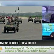 Le parti pris d'Hervé Gattegno: La parade annuelle de l'armée française est inutile et anachronique