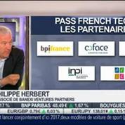 Pass French Tech: pour faciliter le financement des entreprises du numérique, Philippe Herbert dans Intégrale Placements