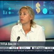 Que faut-il attendre de la prochaine réunion de la BCE?: Laetitia Baldeschi, dans Intégrale Bourse –