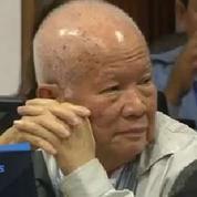 Cambodge : les deux plus hauts dirigeants khmers rouges encore vivants condamnés à la perpétuité