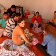 Reportage en Irak: la détresse des réfugiés