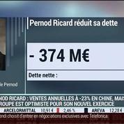 Pernod Ricard publie ses résultats annuels et annonce une suppression de 900 postes dans le monde: Pierre Pringuet, dans Intégrale Bourse –