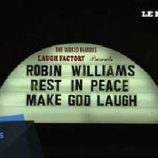 Robin Williams: fans et célébrités rendent hommage à l'acteur disparu