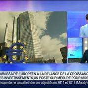 La France n'est disqualifiée pour rien et elle peut occuper tous les postes dans la Commission européenne, Pierre Moscovici, dans GMB