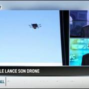 La chronique d'Anthony Morel : Google lance son drone –