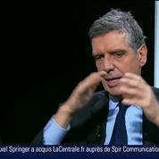 Henri Loyrette, président d'Admical, dans Qui êtes-vous ?
