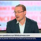 François Chaulet, directeur associé de Montségur Finance, dans Le Grand Journal 5/7