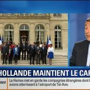 BFM Story: Interview de François Hollande: qu'est-ce qu'il faut en retenir ?